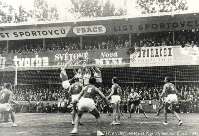 FIVB Volleyball Men's World Championship in 1949